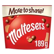 Large Maltesers Share Bag