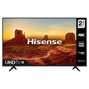"""*SAVE £10* Hisense 65"""" 4K UHD HDR Smart TV with Freeview Play with Alexa"""