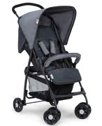 Hauck Sport Pushchair Stroller - Charcoal (£2.95 Delivery on Orders under £50)