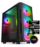 Intel 10400 B460 240GB 8GB Ram Desktop System - Only £325!