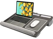Save 40% on HUANUO Laptop Tray for Bed with Cushion