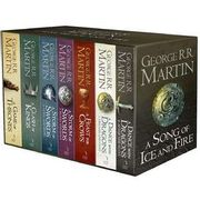 A Game of Thrones 7 Book Box Set: A Song of Ice and Fire