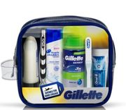 Any 3 For 2 Clubcard Price - Gillette Travel Set With Mach 3 Razor