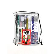 Tesco Branded Stationery Essential Backpack