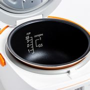Compact Multifunction Rice Cooker