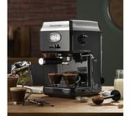 *SAVE £70* RUSSELL HOBBS Retro Espresso Coffee Machine - Black