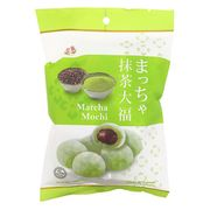 Royal Family Mini Matcha Red Bean Mochi Rice Cakes