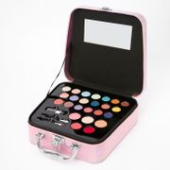 Holographic Travel Case Makeup Set - Pink Unicorn