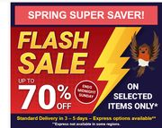 Flash Sale At Garden Wildlife Direct With Up To 70% Off