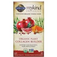 Garden of Life, Organic Plant Collagen Builder, 60 Vegan Tablets