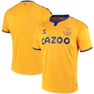 Everton Away Shirt 2020-21