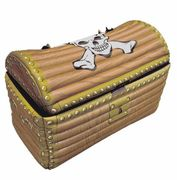 Kids Inflatable Treasure Chest
