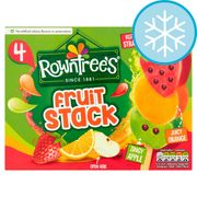 Rowntrees Fruit Stack 4X70ml