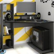 Special Offer! SetUp Corner Grey Gaming Desk
