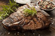 Buffalo Ribeye Steak (1 in a 225g Pack)