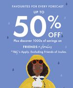 Upto 50% off in the Baby and Toddler Sale