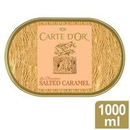 Carte D'Or Salted Caramel Ice Cream 1L