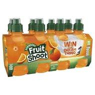 Robinsons Fruit Shoot Fruit Juice Orange, 8x200ml
