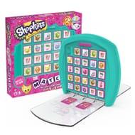 Top Trumps Shopkins Match Crazy Cube Game