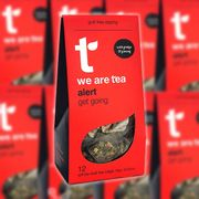 £1 - Alert We Are Tea Whole Leaf Boxes (12 Tea Bags) at Yankee Bundles