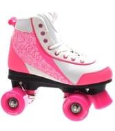 Luscious Retro Quad Roller Skates