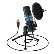 LIGHTNING DEAL - TONOR PC Microphone USB Computer Condenser