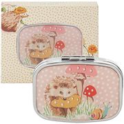Cath Kidston Beauty Hedgehogs Compact Mirror Lip Balm, 6g - Only £4!