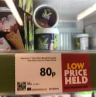 Morrisons v Taste Free from Chocolate Ice Cream