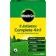 Miracle-Gro 119693 EverGreen Complete 4in1 2.8kg