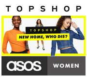 Who Loves TOPSHOP? TOPSHOP Clothes Now Online at ASOS