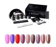 Bluesky Starter Kit + Gel Nail Polish Set of Your Choice!