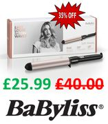 CHEAP! BaByliss Soft Waves - Curling Wand + FREE DELIVERY