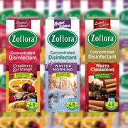 12 X Limited Edition Zoflora Assorted Winter Edition 120ml Bottles