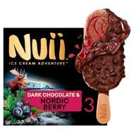 Nuii Ice Cream 3x90ml (All Flavours)