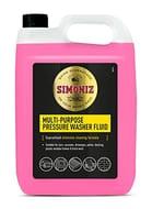 Simoniz SAPP0060A Multi-Use Pressure Washer Fluid 5lt(MultiColor) - Only £4.23!