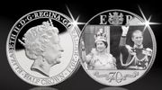 FREE Prince Philip 'Strength & Stay' Coin