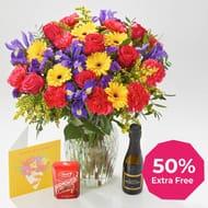 Brilliant Birthday Gift Set + 50% Extra Free