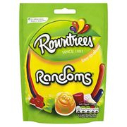 Rowntree's Randoms Sweets Sharing Pouch, 150g