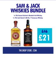 Sam & Jack Whiskes Bundle