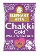 Elephant Atta Chakki Gold Chapatti Flour 10kg - £8.50