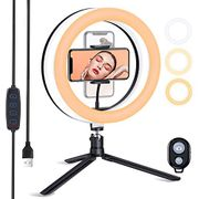 DEAL STACK - ESDDI 10in Led Ring Light with Tripod Stand Set + £5 Coupon