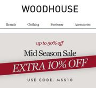 Woodhouse - MEN'S DESIGNER CLOTHING - SALE ON SALE - 50% + 10%