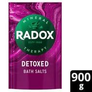 Radox Salts Detox Therapy 900g Pouch