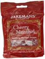 Jakemans Cherry Menthol 100g (Pack of 10)