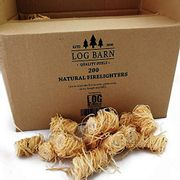 Natural Eco Wood Firelighters - Wood Wool Flame Fire Starters