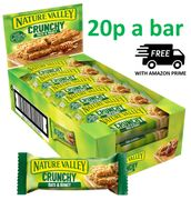 Nature Valley Crunchy Oats & Honey Cereal Bars 18 X 42g