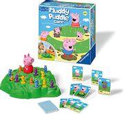 Ravensburger Peppa Pig Muddy Puddles Game for Kids Age 4 Years and Up