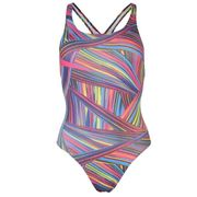 MARU Pacer Swimsuit at Sports Direct