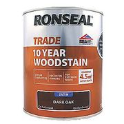 Ronseal Exterior Woodstain 750ml