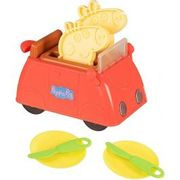 Peppa Pig Car Toaster Playset